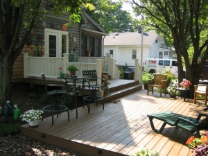 The Image Makers LLC Northwest Indiana Deck and Stairs