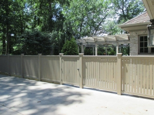 The Image Makers LLC. Northwest Indiana Construction Fence