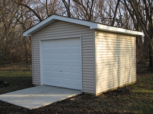 The Image Makers LLC Northwest Indiana Construction Shed